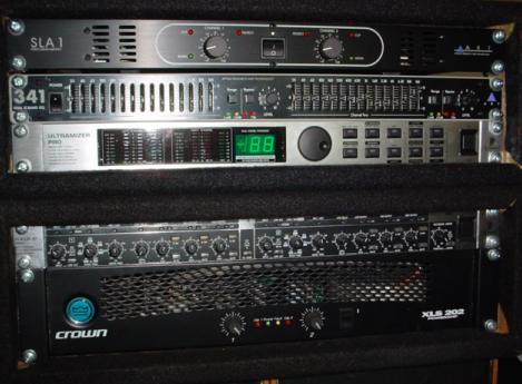 V6 rack