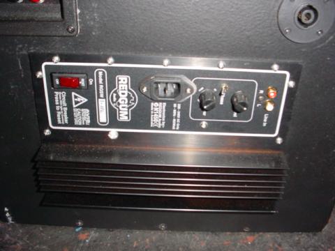 V6 sub amp
